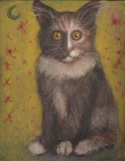 Richard Meyer - Brown and White Cat