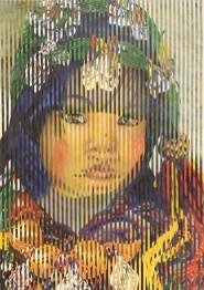 Neon Park - Isis Series 1989: #3 Marlene Goes to Tunisia / Mitzi & Barbara