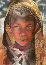 Neon Park - Isis Series 1989: #4 Greenhornet Street / Cindy & Barbara