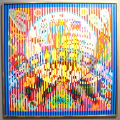 Neon Park - Sierra Mama Series 1986 Sun / Moon (Vertical)