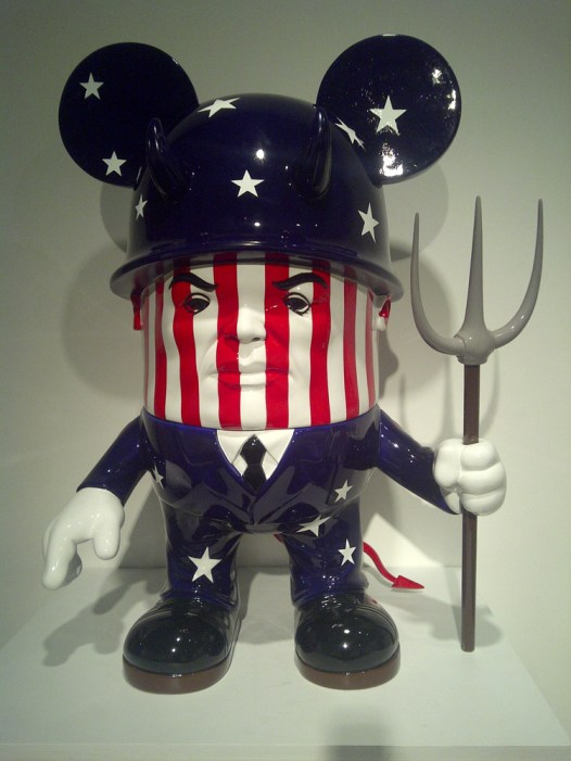 Bob Dob - Lifesize Giant Luey Patriotic Colorway, ed. of 5