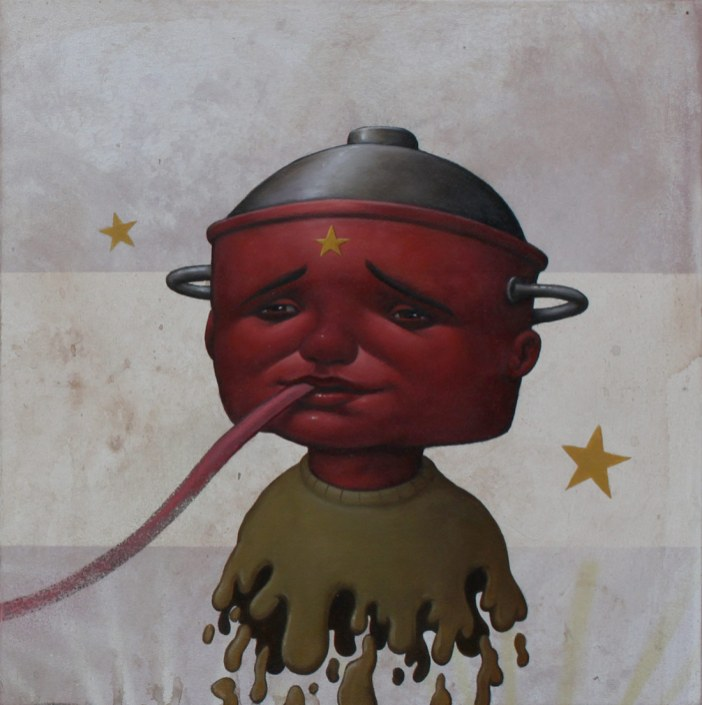 Bob Dob - Pot Head Red 1