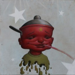 Bob Dob - Pot Head Red 4