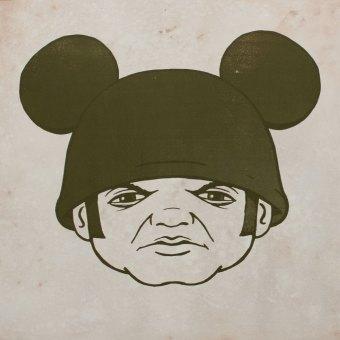 Bob Dob - Mouseketeer Army Head 10