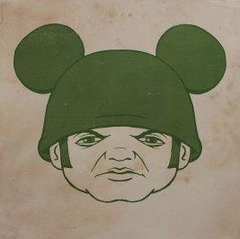 Bob Dob - Mouseketeer Army Head 3