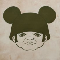 Bob Dob - Mouseketeer Army Head 6