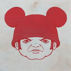 Bob Dob - Mouseketeer Army Head 9