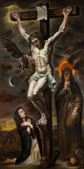 Christopher Ulrich - Crucifixion