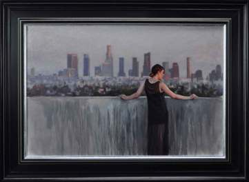 30 x 20 in. / 33 x 23 in. framed, Oil on linen $8,500.00 Sold
