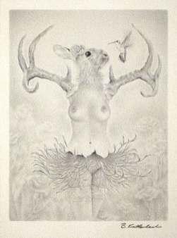 6 x 8 in. / 13 x 15 in. framed, Graphite on archival paper $325.00