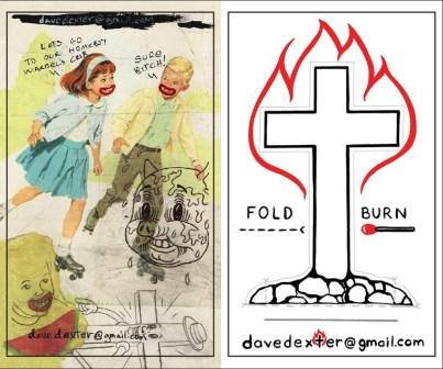 Dave Dexter - Cross Burning Kit