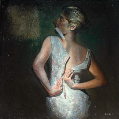 Mark Gleason - Dress, Knife