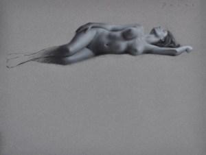 Derek Harrison, Female Figure Study