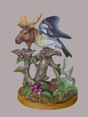 Click Mort, Moose-headed Harpy