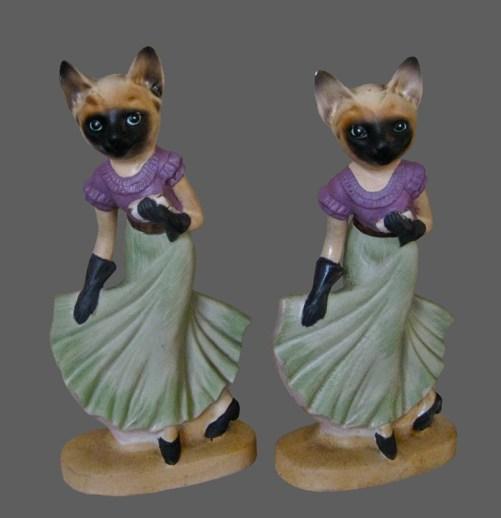 Click Mort, Stereo Siamese Cats
