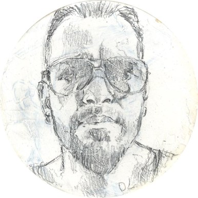 Daniel Landerman - Daya graphite $250.