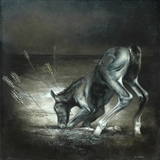 Mark Gleason - Foal