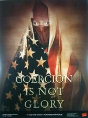 Chris Anthony Veiled War-show Corey Helford GalleryGlossy poster, 18 x 24 in. $20