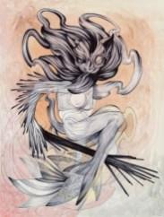 Katherine Brannock - Study of The Mystical Thumb
