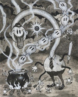 Frank Forte - Mr. Sneedley and the Ghost Brew Fandango