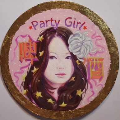 Susanne Apgar - Party Girl Beer