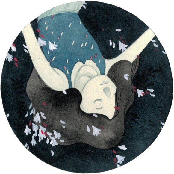 Maggie Chiang - Oleander
