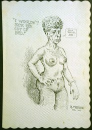 Robert Crumb - I Wouldn't Kick Her Out of Bed