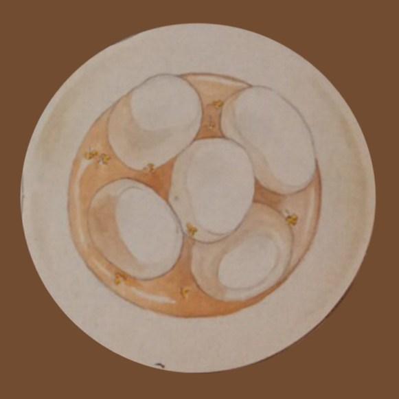 Evon Freeman - Black Sesame Dumpling