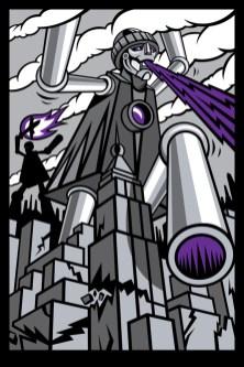 Max Grundy - Super Sentinel