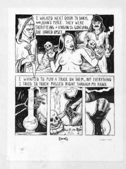 Bruno Guerreiro and J Bennett - Glenn's Psychic Voyage, Page 5