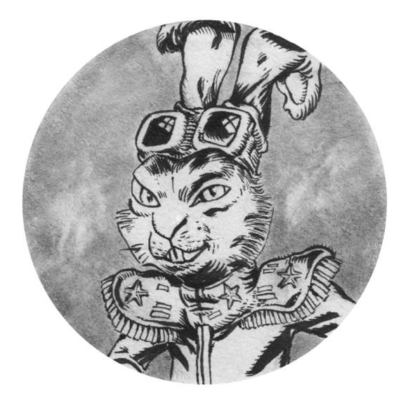 Richard Jacobo - Bucky o'Hare