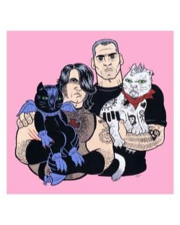 Ed Luce - Cat Fanciers