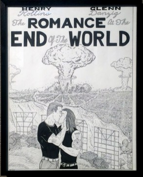 Gabe Martinez - Romance At The End of World
