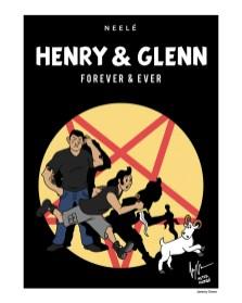 Jeremy Owen - Tin-Tin Homage Cover