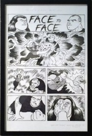 Marc J. Palm - Face to Face, Page 1