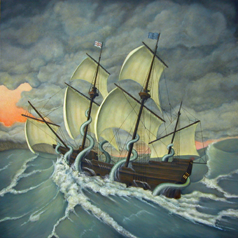 Brian Dombrowsky - The Journey of the Mayflower