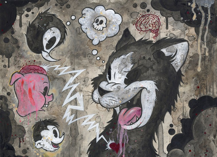 Frank Forte - Psychedelic Cat Dreams