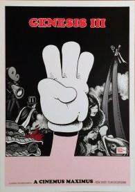 Neon Park - Genesis-III1970, poster, 13.75 x 20 in. $50