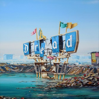 Jeff Gillette - Disneyland Sign Dread