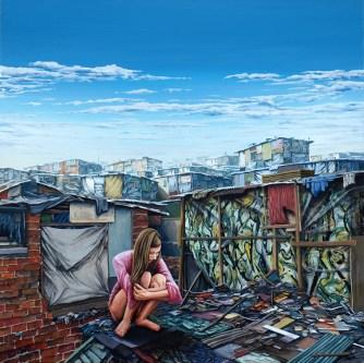 Jeff Gillette - Mural