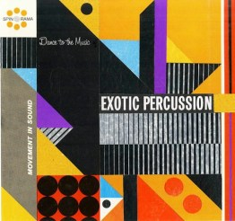 Graham Moore - Exotic Percussion
