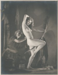 William Mortensen - Preparation for the Sabbat