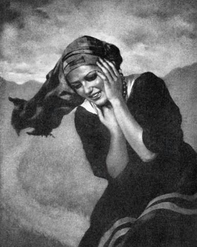 William Mortensen - Wind