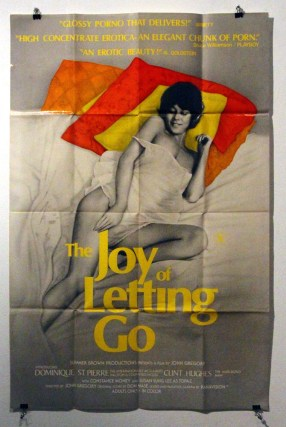 The Joy of Letting Go