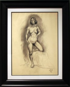 Christopher Ulrich - Nude Study