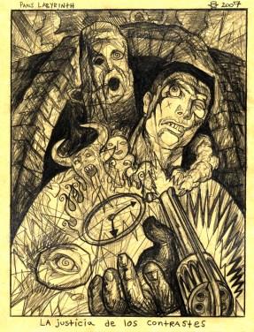 Christopher Ulrich - Pan's Labyrinth (La Justicia de los Contrastes)