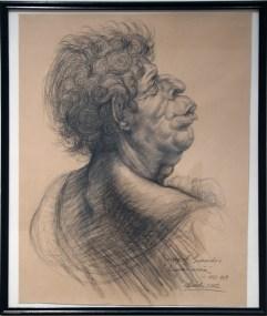 Christopher Ulrich - Scaramuccia (Davinci study)