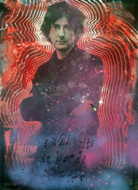 Neil Gaiman by David Mack & Bill Sienkiewicz