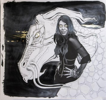 Satine Phoenix - Dragon