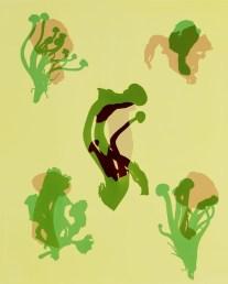 Doug Fogelson - Mushrooms